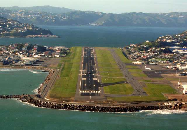 City Electricians Wellington International Airport - Airfield Lighting